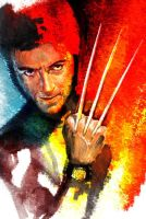 X-Men Wolverine by eltonsnow