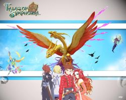 Tales of Symphonia Desktop by Art-Of-Abyss
