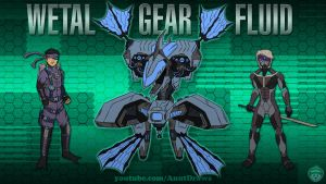 Wetal Gear Fluid by AnutDraws
