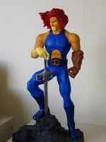 Lion-O Fanmade by MiguelBarragan