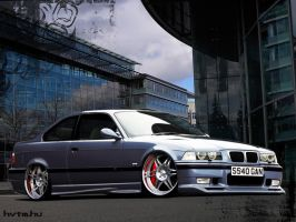 bmw m3 by rookiejeno