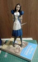 American McGee's Alice Papercraft by bslirabsl