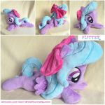 Pony Plush: Flitter -SOLD- by SnowFright