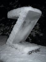 ice letter z by dixonandrew