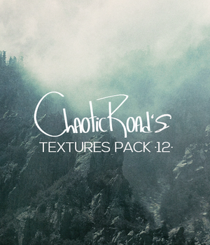 ChaoticRoads Textures Pack 12 by SoDamnReckless