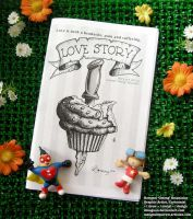 Love Story Comic by Dinuguan