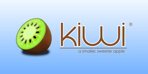 Kiwi Logo Revised by Akarui-Japan