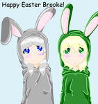Happy Easter Brooke! by MintyMagic74