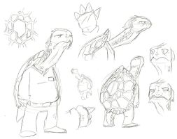 Turtle Guy by EpicGuitar