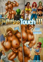The Atlas Touch 3 Preview 2 by zzzcomics
