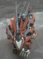 Liger Zero Schneider Ultimade X Jason Special. by 3DZoid