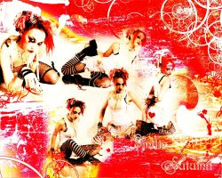 Emilie Autumn Wallpaper 4 by ladycornicula