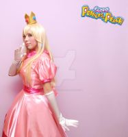 Super Princess peach by Lelouch-Uchiha