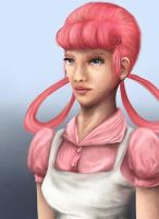 Nurse Joy by realist-n