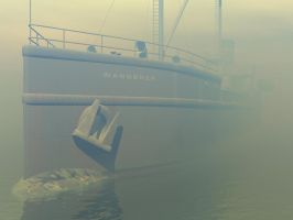 heavy fog, crazy captain... by DarkRiderDLMC