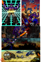 Transformers Collab by DoubleDandE