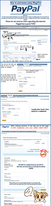 How to send money using PAYPAL by etuix