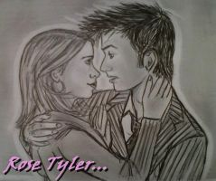 Ten and Rose by Amrinalc