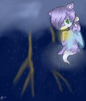 rainy wounder ? by monstrgod