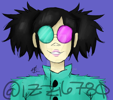 Noodle by izzi6780