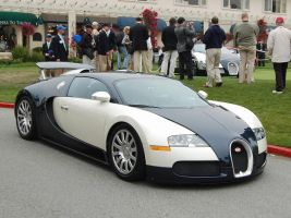 Bugatti 4 of 20 Pebble Beach by Partywave