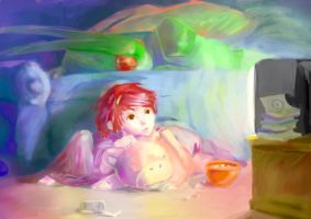 Not Bedtime Yet by Viant-T