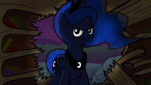 Haunting Nightmare 15 - Silhouetted by petirep