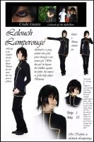 Cosplay Lelouch Lamperouge by KashinoRei