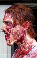 Gory Zombie by zombie-nation