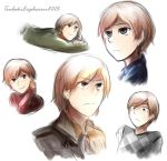 Remus Through the Ages by TsubakiExplosion
