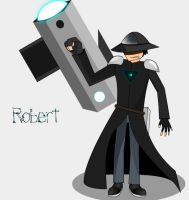 Robert (character) by kartron
