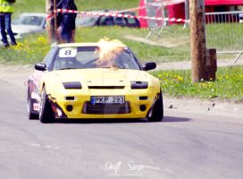 NISSAN S13 by itslauraemma