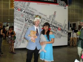 AX 09: The King and I by Jei-Muffin