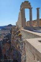 Temple of Athena by Moonbird9