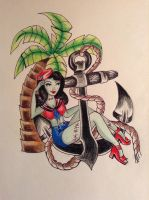 Pin up by Deoxygenated