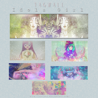Tagwall - Idols Girl by NaruOc