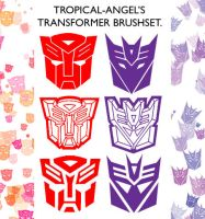 TRANSFORMERS brushes 8D by tropical-angel