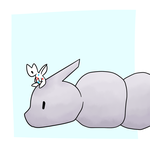 Onix and Togetic by Lexi247