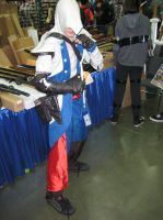 Otakon 2013 - Connor (Assassins Creed 3) by TujoThePanda