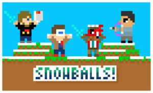 Snowballs! by CarrotFreak