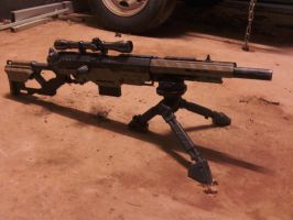 Longbow TSR .50 cal by CPT-Blackridge