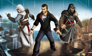 Assassinis creed revealations by Daniel-Jeffries