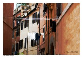 In Trastevere by michelecannone