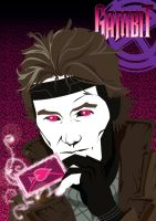 Gambit by channandeller