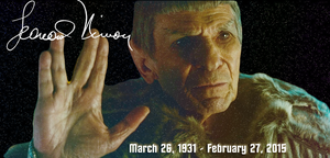 Nimoy Passing by Richard67915