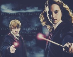 Prepare for the battle by MarySeverus