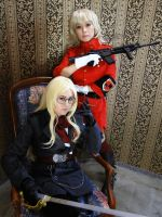 Welcome to the Hellsing Organization by CelestialShadow19
