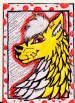 (ACEO) for Velociy by PurpleWish23