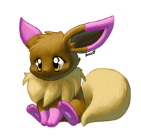 Eevee avatar by Togechu