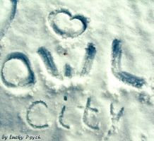 Owl City... by LuckyPsych